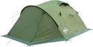 Палатка Tramp Mountain V2 2-x местная, Green