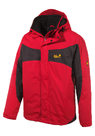 Куртка мужская Jack Wolfskin MISTY TRAIL MEN цвет 2210