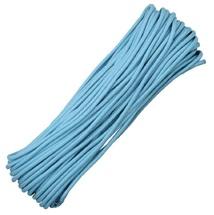 Паракорд 550 GITD светящийся, Blue (16м)