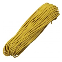 Паракорд 550 Atwood Rope USA, Yellow (16м)