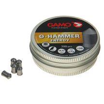 Пули свинцовые Gamo G-Hammer 4,5 мм (200 шт)