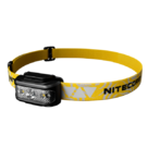 Фонарь налобный Nitecore NU17, Black