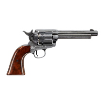 Револьвер пневматический Umarex Colt SAA 45 BB, antique