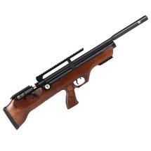 Винтовка пневматическая Hatsan PCP FlashPuP QE cal 6.35, Wood
