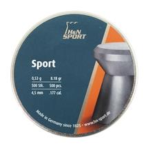 Пули свинцовые H&N Sport 4,5 мм (500 шт)