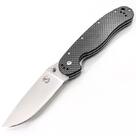 Нож складной Steel Claw Крыса, Carbon Black
