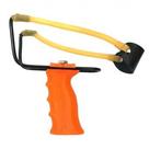 Рогатка MB без упора, регулируемый вытяг, Orange
