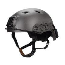 Шлем тактический ABS Base Simple version, Black