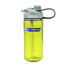 Бутылка спортивная Nalgene MultiDrink 20oz-0.60 л, Green