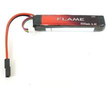 Аккумулятор Flame LiFePo4 9.9 V 800 mAh 15C АК-тип