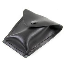 Чехол для наручников кожаный, Black