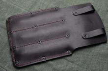 Чехол Kizlyar Supreme M для трех метательных ножей, Black