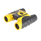 Бинокль Veber 10x25 WP, Black/Yellow