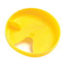 Непроливайка-поильник Nalgene Easy Sipper для бутылок WM, Yellow