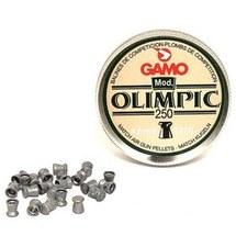 Пули Gamo Olimpic 4,5 мм 0.49 г (250 шт)