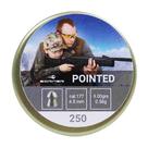 Пули свинцовые Borner Pointed 4.5 мм (250 шт)