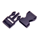 """Фастекс для паракорда 14 мм (1/2""""), Black"""