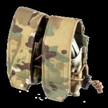 Подсумок Wartech GP-104 под 2 гранаты универсальный, Coyote