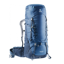 Рюкзак Deuter Aircontact, Midnight/Navy 65+10 л