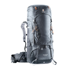 Рюкзак Deuter Aircontact, Graphite/Black 65+10 л