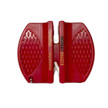 Точилка Kizlyar Supreme RZR-05А двухсторонняя бабочка, Red