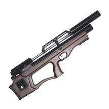 Винтовка пневматическая Krugergun PCP Снайпер буллпап редуктор, 420 мм, cal 5.5, Wood