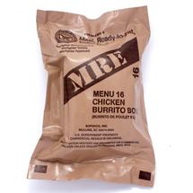 Индивидуальный рацион питания USA MRE, menu 16