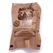 Индивидуальный рацион питания USA MRE, menu 17