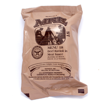 Индивидуальный рацион питания USA MRE, menu 18
