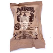 Индивидуальный рацион питания USA MRE, menu 19