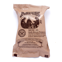 Индивидуальный рацион питания USA MRE, menu 20