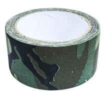 Камуфлированная многоразовая лента CCT, Woodland