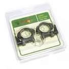 Кольца быстросьемные CCOP на Weaver/Picatinny 25,4 мм, высота 14,4 мм