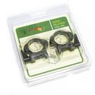 Кольца быстросьемные CCOP на Weaver/Picatinny 30 мм, высота 12,5 мм