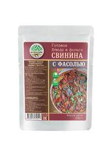 Консервы туристические Кронидов Свинина с фасолью, 300 г