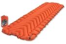 Коврик туристический Klymit надувной Insulated Static V, Orange