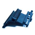 Кронштейн Zenit боковой на ласточкин хвост быстросъемный с двумя планками Weaver