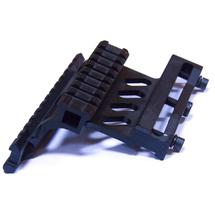 Кронштейн Zenit боковой на ласточкин хвост с двумя планками Weaver