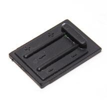 Крышка батарейного отсека VL Revolution Battery Door, Black