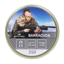 Пули свинцовые Borner Barracuda 4.5 мм (250 шт)