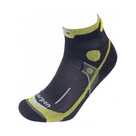 Носки Lorpen X3UTP Ultra Trail Running Padded, Green Lime