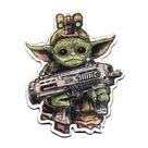 Патч SP печать Малыш Йода
