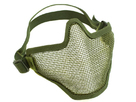 Маска защитная нижней части лица Tacgear Netting сетчатая, Olive