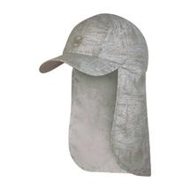 Кепка Buff Bimini Cap, Zinc Silver Grey