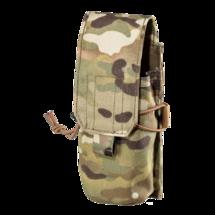 Подсумок Wartech MP-105 под 2 магазина АК, Multicam