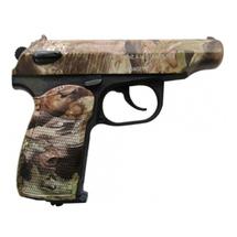 Пистолет пневматический Baikal MP-654K-23, Camo