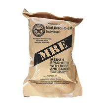 Индивидуальный рацион питания USA MRE, menu 04