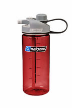Бутылка Nalgene MultiDrink 20oz-0.60 л, Red