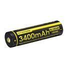 Аккумулятор Nitecore 18650R Li-ion PCB 3400 mAh USB