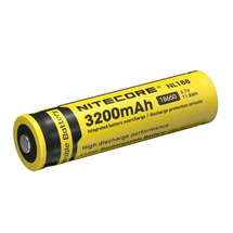 Аккумулятор Nitecore 18650 Li-ion PCB 3200 mAh